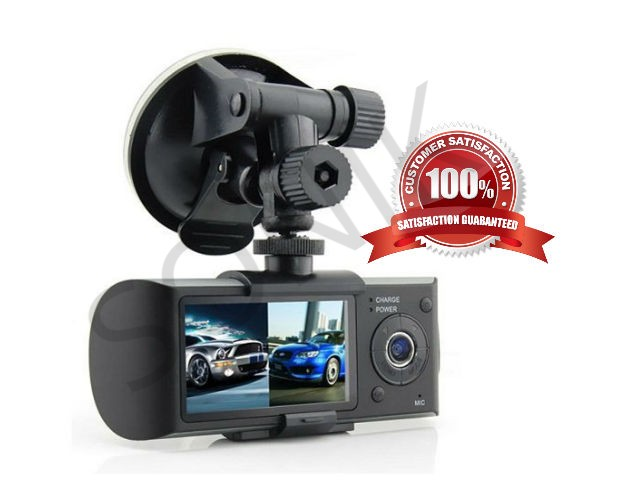 Dual Camera Car Vehicle DVR SNK-R300