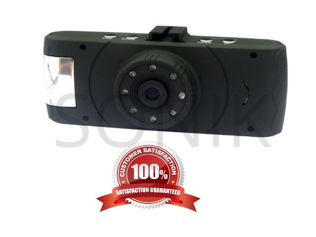 Car Dual Channel DVR  SNK-X6