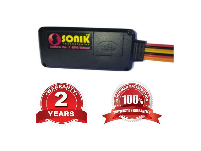 GPS BIKE TRACKER SNK-Y2K | 2 YEAR WARRANTY