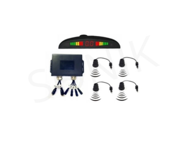 Heavy Duty Truck and Bus Parking Sensor