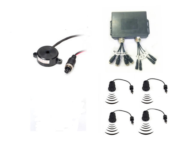 Video Parking Sensor For Truck and Bus