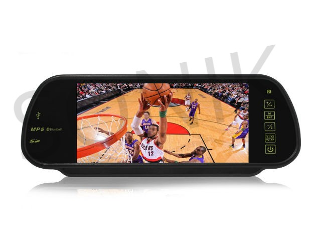 7 inch LCD Bluetooth/mirror MP5/Car Rear View/ Rear View Mirror Monitor/ Reverse parking Monitor | SNK-RM 883
