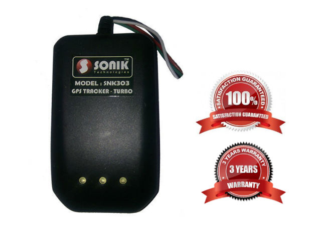 GPS BIKE TRACKER SNK-303 | 3 YEAR WARRANTY