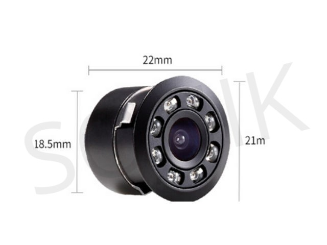 Backup Camera of Next Generation Universal Car Rear View Front View Side View Guidline Camera | SNK-RC-501